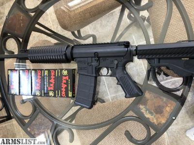 For Sale/Trade: Like new DPMS A-15 and ammo