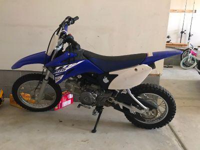 2015 Yamaha TT-R110 E