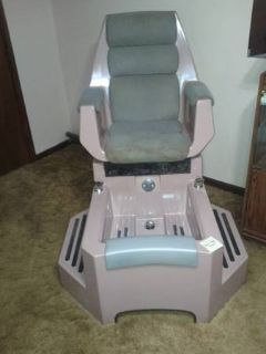 deluxe pedicure chairmanicure table set
