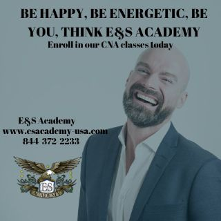 Be Happy, Be Energetic, Be You, Think E&S Academy