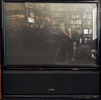 Pioneer Projection Monitor Receiver Pro-99 ELITE (1997) and remote