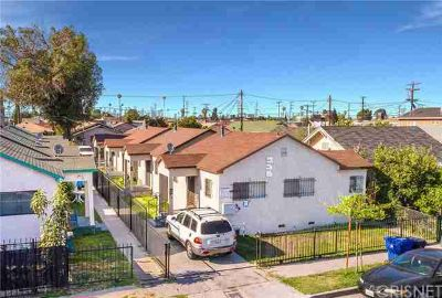 333 W 74th Street LOS ANGELES, 12.9% cap rate on proforma