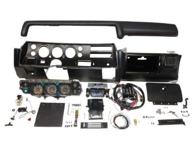 Purchase 1970 CHEVELLE SS DASH KIT TACH GAUGES RADIO COMPLETE EL CAMINO HEATER NON AIR motorcycle in Fullerton, California, United States, for US $2,189.95