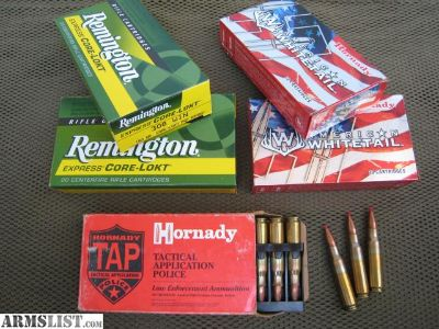 For Sale: 100 rounds of .308 Ammo