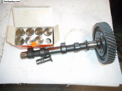 Stock camshaft and lifter kit 1500/1600cc
