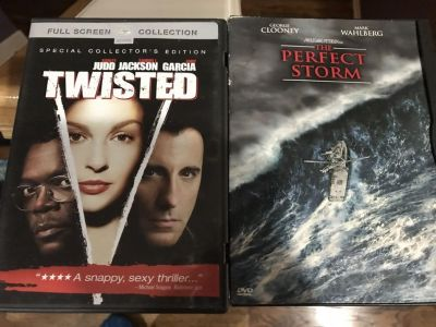 Two DVDs