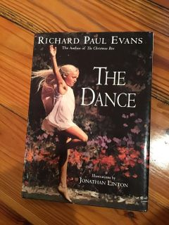 Richard Paul Evans The Dance Large hardcover