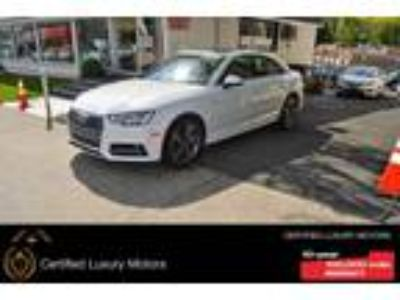 $22890.00 2017 AUDI A4 with 34004 miles!