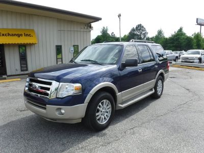 2010 Ford Expedition Eddie Bauer (Blue)