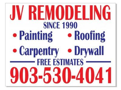 FREE ESTIMATES Remodeling  Painting since 1990 (Tyler, Texas)