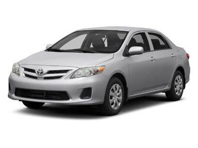 2013 Toyota Corolla Base (Not Given)