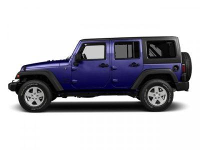 2017 Jeep Wrangler Unlimited Sport (Xtreme Purple Pearlcoat)
