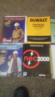 Electrical licensing exam guides