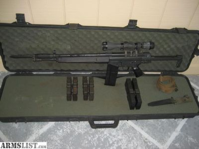 For Sale: H&K 91 A3