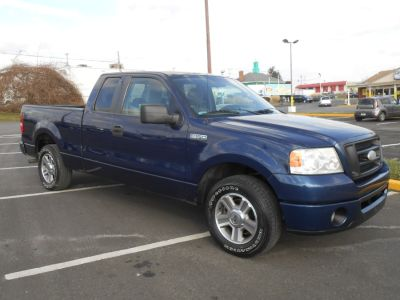$4,390, Check Out This Spotless 2008 Ford F-150 with 270,313 Miles