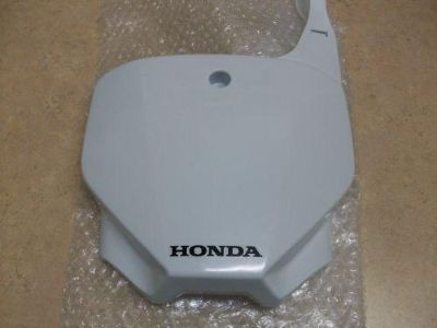 Buy GENUINE OEM HONDA FRONT NUMBER PLATE PANEL CRF230F CRF 230 F 230F 2003 2004-2008 motorcycle in Ellington, Connecticut, US, for US $19.99
