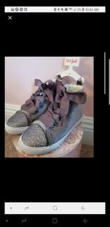 Brand new size 10 Cat & Jack high tops! So cute!