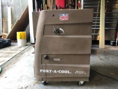 Portacool Outdoor Cooler