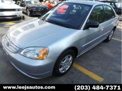 2003 Honda Civic EX (Satin Silver Metallic)