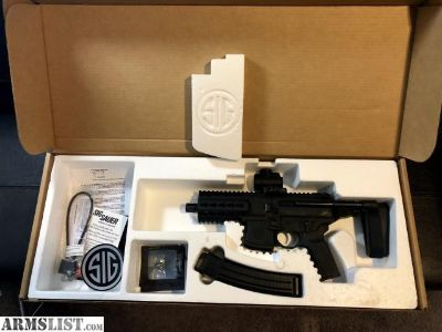 For Sale/Trade: Sig Sauer MPX K