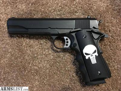 For Sale/Trade: Tisas 1911 - Wilson trigger, trigger job
