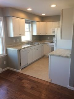 newly remodeled 2 bedroom 1 bath apartment in Sheldon, IL