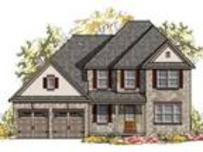 The Sycamore Bordeaux by Keystone Custom Homes: Plan to be Built