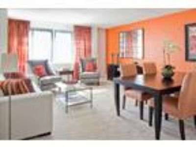 This great Two BR, Two BA sunny apartment is located in the area on Summer St.