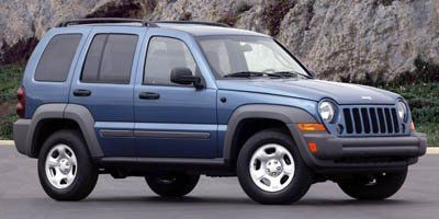 2006 Jeep Liberty Sport (Blue)