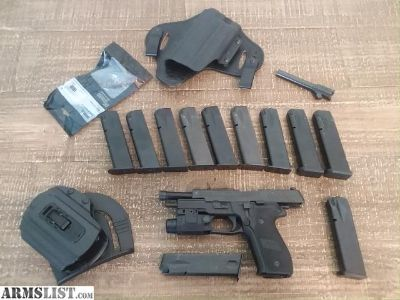 For Sale: Sig P226 9mm