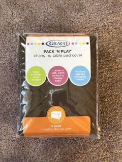 Graco Pack N Play changing pad covers
