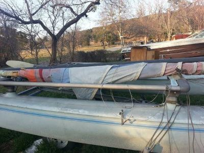 16 Hobie Cat catamaran