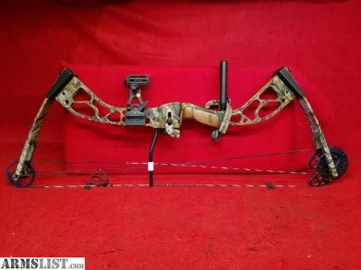 For Sale: PSE Archery Super G Compound Bow - Right Hand - 60lb Pull