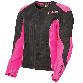 Sell Scorpion Verano Womens Motorcycle Riding Jacket Pink motorcycle in Englewood, Colorado, US, for US $139.95