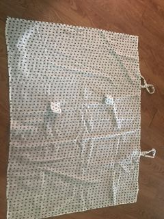 Car seat cover/nursing cover new asking $5