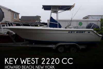 1999 Key West 2220 CC