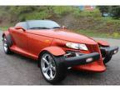2001 Plymouth Prowler V6 Roadster