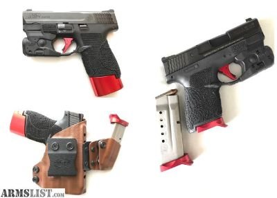 For Sale/Trade: Custom M&P 9mm
