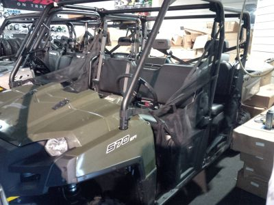 2018 Polaris Ranger Crew 570-6 Side x Side Utility Vehicles Salinas, CA