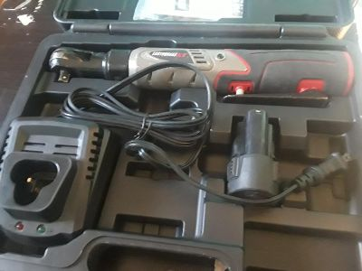 Earthquake XT 3/8 cordless ratchet wrench kit