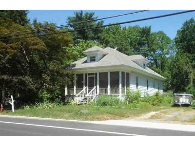 3 Bed 1 Bath Foreclosure Property in Mantua, NJ 08051 - Wenonah Ave