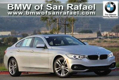 Used 2017 BMW 4 Series Gran Coupe