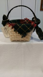 Family Traditions Custom Made Basket