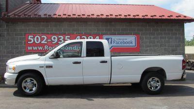 2007 Dodge RSX ST (White)
