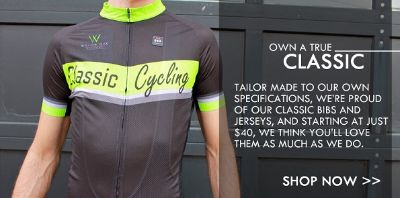 Custom Design Men s Cycling Jerseys at Classic Cycling