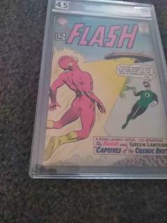 Flash #131 Sept 1962 pgx 4.5