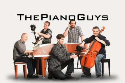 The Piano Guys Tickets at Tobin Center for the Performing Arts on 09232014 730PM
