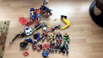 Lot of Rescue Rangers