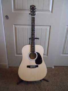 $50 Fender Squier Acoustic Guitar 6 String Natural