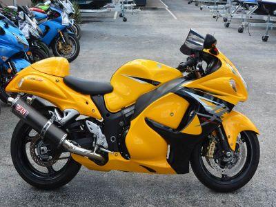 2013 Suzuki Hayabusa Limited Edition SuperSport Motorcycles Clearwater, FL